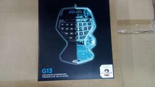 Advanced gameboard G13