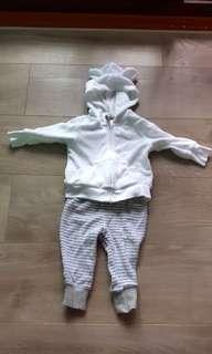 🚚 美國品牌carter's嬰兒套裝