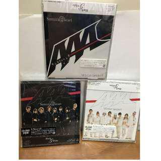 AAA Black & White CD DVD