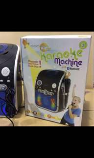 (136) Cocoon Kids Karaoke Machine with Bluetooth