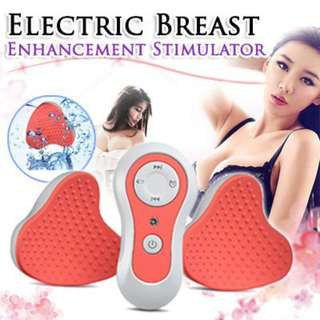 Electric Breast Enhancement Stimulator 💕 Breast enlargement 💕 For Your Beautiful Bust Enlargement