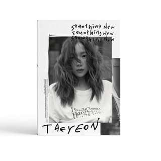 [PO] Taeyeon - Something New 3rd Mini album