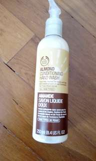 The Body Shop Hand Wash