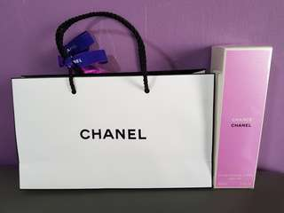 Brand new Chanel Chance Body Oil