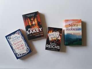 Brand New Novels