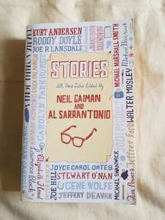 Stories by Neil Gaiman and Al Sarrantonio
