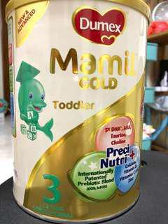 Dumex Mamil Gold Step 3 (850g)