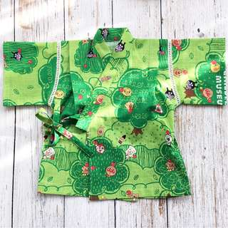2-5Y Children Cute Jinbei Anpaman  (Japanese Traditional Summer Clothes)