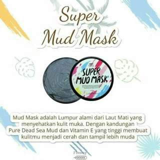 Fleecy super mud mas