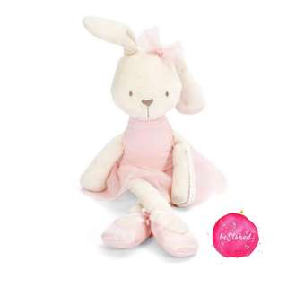 // Pretty Ballerina Plush Bunny Soft Toy