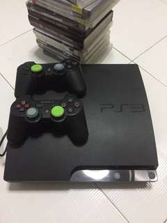 Playstation 3 with games / Ps3 games / trade?