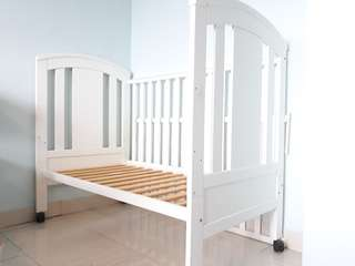 4-in-1 Baby Cot