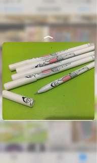 pulpen pena pen fashion girl