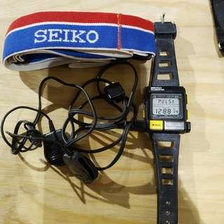 Seiko S234-5010 pulsemeter alien