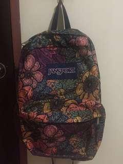 Jansport Floral Oriental 25 L backpack