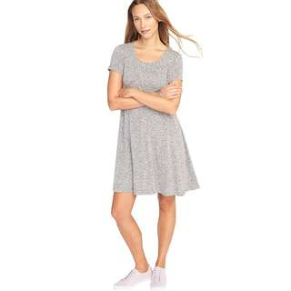 [New] OLD N*VY Knit Woman Dress - Gray