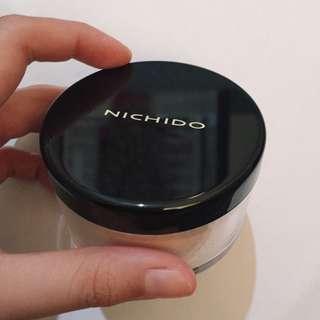 Nichido translucent powder