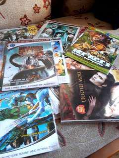 Obral DVD dpt 35 film