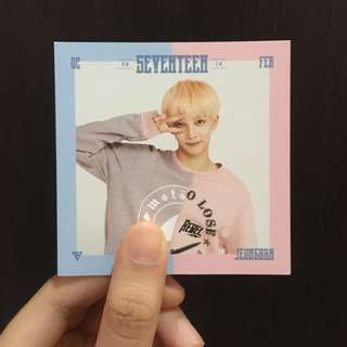 Seventeen Season Greetings Jeonghan Pc