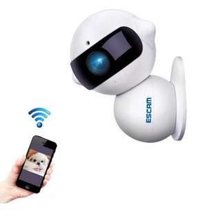 ESCAM Elf QF200 HD 960P IP Wifi Camera CCTV indoor Cameras IR 1.30MP