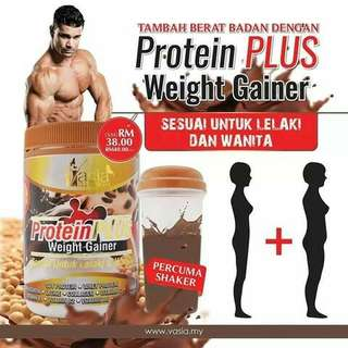 V ASIA PROTEIN PLUS WEIGHT GAINER