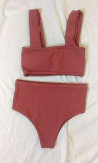 Two Piece Highwaist Bikini