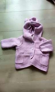 🚚 baby gap 針織小外套