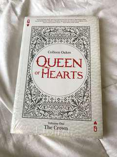Novel Queen of Hearts by Colleen Oakes
