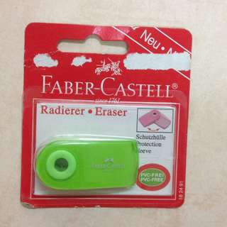 Eraser Fable Castle ( green ) #KayaRaya