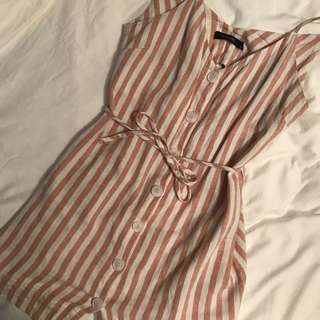 Glassons stripe dress