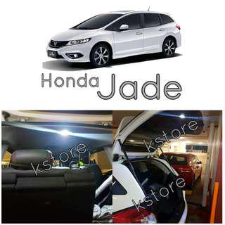Honda Jade interior LED lights