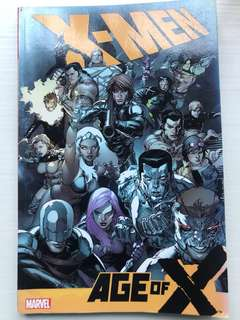 Marvel X-Men Age of X