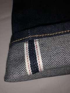 Uniqlo Selvedge Jeans