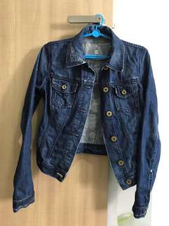 GUESS denim jeans jacket