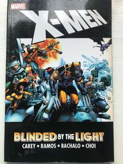 Marvel X-Men Blinded by the Light