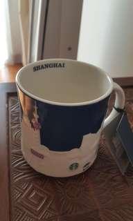 Shanghai Starbucks Coffee Mug