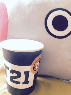 BT21 Chimmy 紙杯