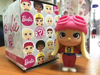 Barbie Mystery Mini