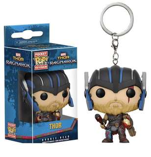 Thor: Ragnarok Pop! Vinyl Keyring Figure
