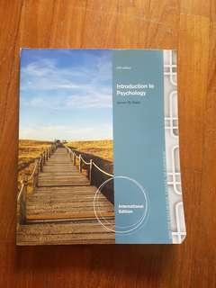 Introduction to Psychology (James W. Kalat)