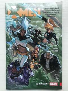 Marvel Extraordinary X-Men - X-Haven and Apocalypse Wars