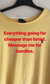 Discounting items and bundles