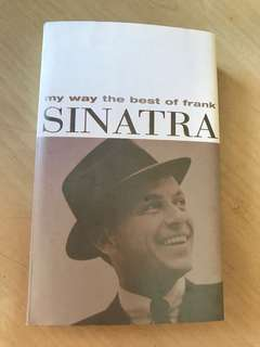 Frank Sinatra my way the best of kaset pita