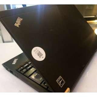 Lenovo Ideapad x220 intel core i5 2nd gen