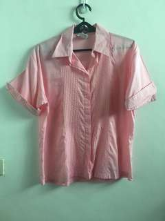 Meg XL Button Down Blouse