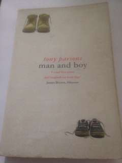 Man and Boy by Tong Parsons