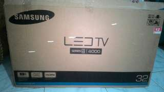 "Samsung LED TV 24"""