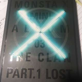 MONSTA X The Clan pt 1 LOST