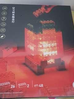 🎉買任何野+$50🎈Diy Lego燈
