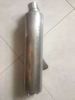 Super 4 Stock Pipe